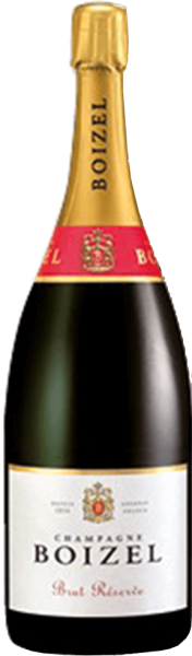 Champagne Boizel Brut Reserve Magnum