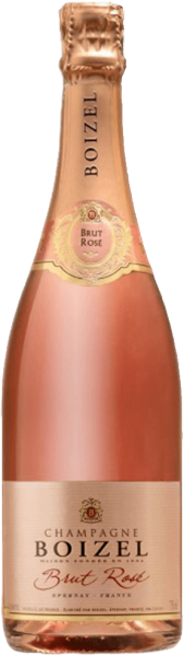 Champagne Boizel Rosé Burt