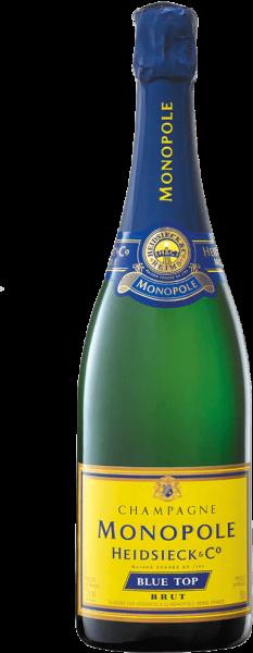 Blue Top Brut Champagne Monopole Heidsieck&Co.