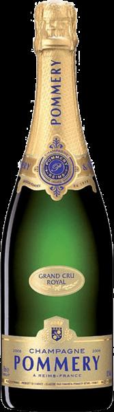 Champagne Pommery Grand Cru Royal