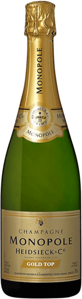 Champagne Gold Top 2007