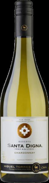 Chardonnay Reserva Santa Digna