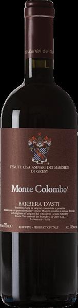 Barbera d´Asti Monte Colombo