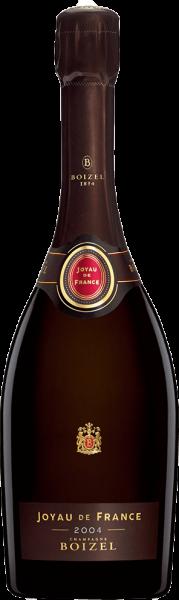 Champagne Boizel Joyau de France