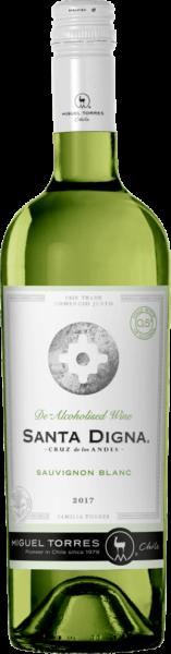 Sauvignon Blanc Santa Digna - De-alcoholised