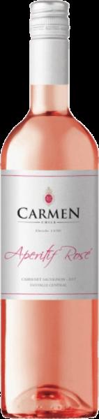 Aperitif rosé
